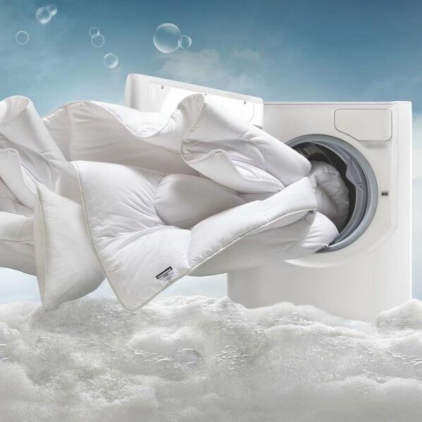 Guía para lavar edredones y nórdicos en casa.【Muy fácil】