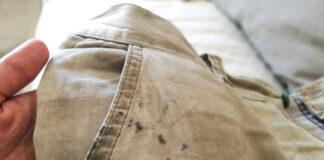 Trucos para quitar las manchas de grasa de la ropa